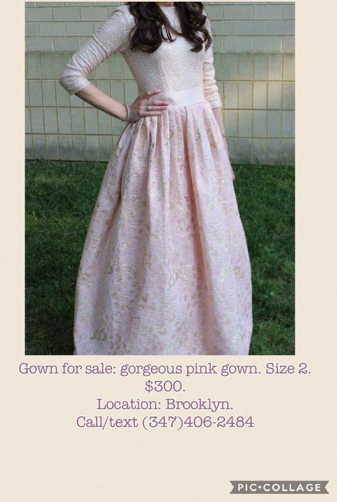 Gown exchange | Gemach style | The chirp way