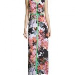 neiman-marcus-floral-maxi-dress-w-contrast-piping-black-multi-womens-size-xs-blk-print