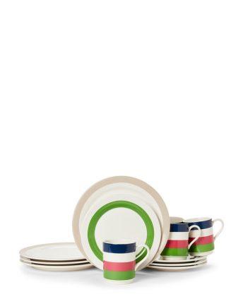 KATE SPADE Dinnerware Set
