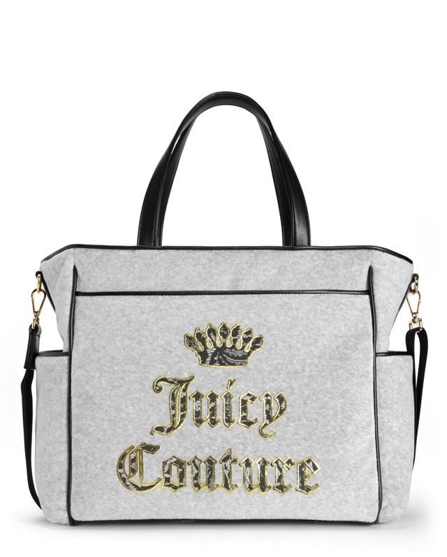 Juicy Velour Diaper Bag Metziahs