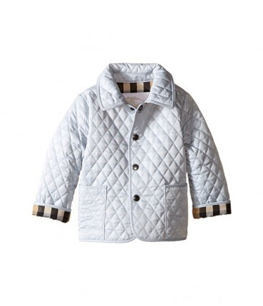 Burberry Kids Colin Quilted Jacket Metziahs