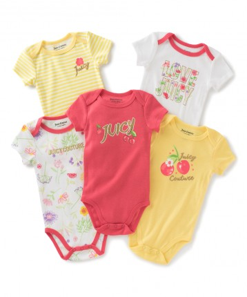 865a9e8f831 Juicy Couture Bodysuit Set - Metziahs