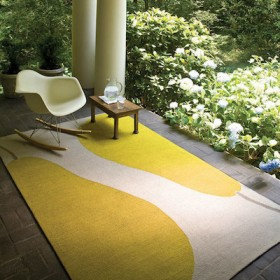 Grant+Au+Pear+Beige++Green+IndoorOutdoor+Area+Rug