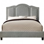 Niagara+Queen+Upholstered+Panel+Bed