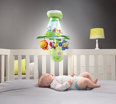 Fisher Price Projection Mobile Metziahs