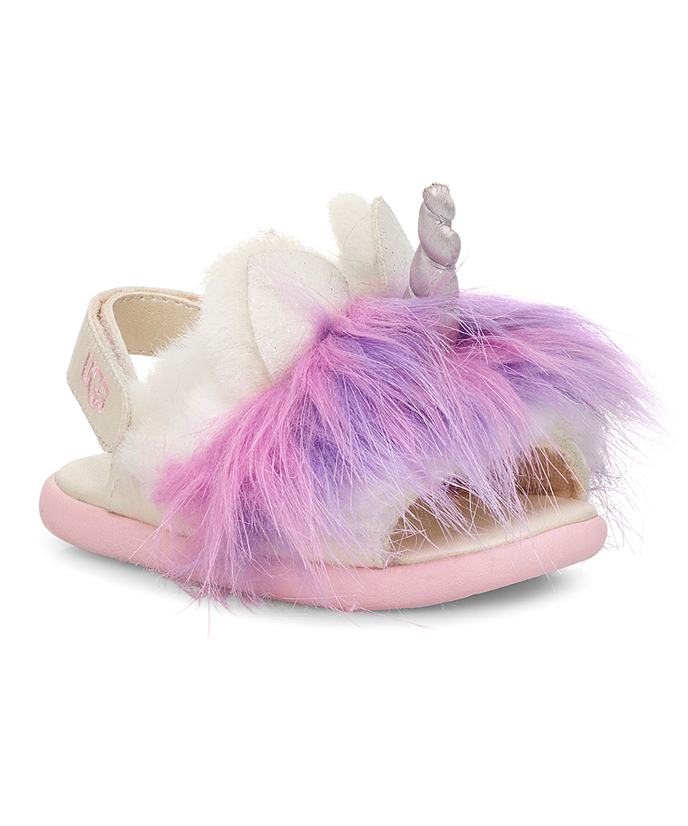 1f8e3eff33d Infant Unicorn Sandals - Metziahs